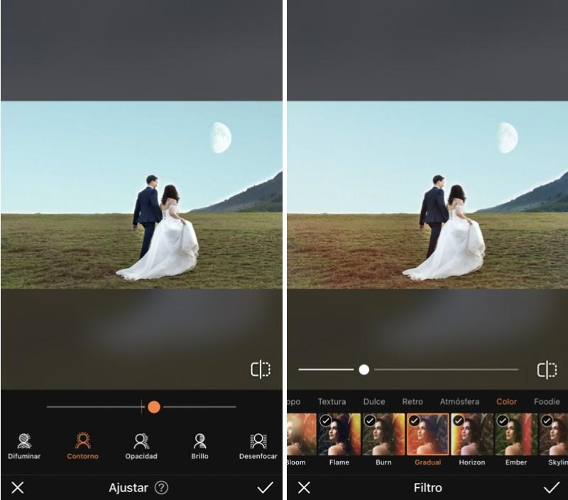retoque de fotos de boda