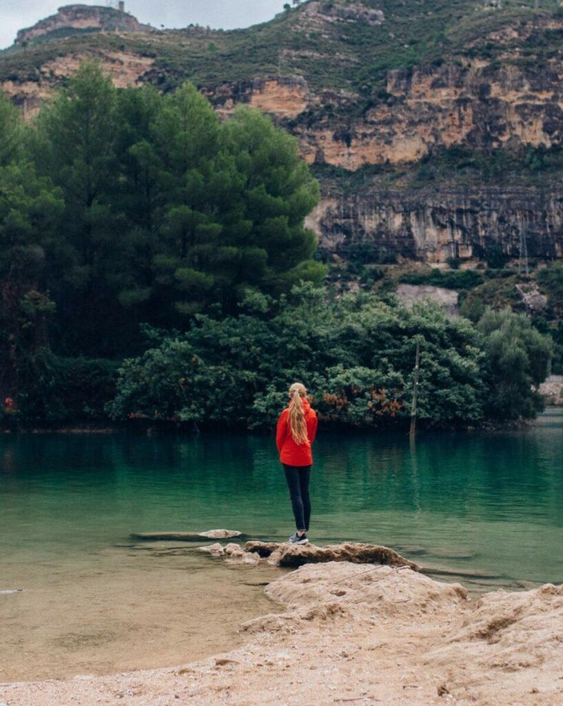 travel photos edit using Crop tool