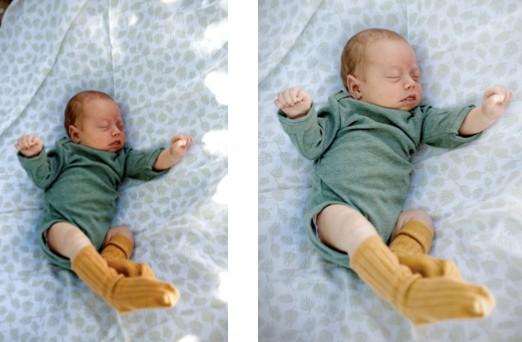fotos con bebés