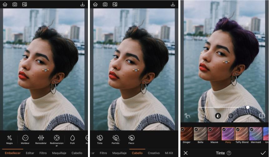 crea la mejor foto para Instagram
